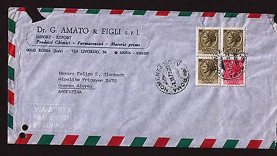 Italy cover To Argentina 1972 It7