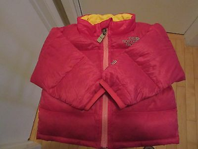 The North Face Infant Size 3-6 Months Girl's Goose Down Jacket