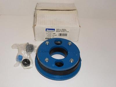 """Simmons 144 6 1/4"""" Pipel Well Seal 2"""" Drop Pipe"""