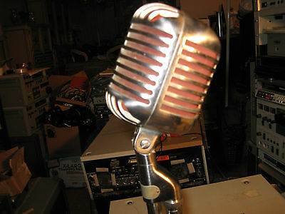 Shure Original 1949 Microphone In Good Working Condition
