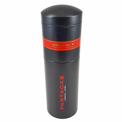 PARTAGAS Cigar Storage TUBE - Jar holds up to 40 Cigars