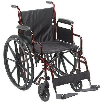 Manual Wheelchair, FOLD DOWN BACKREST,  DESK ARMS, REMOVABLE WHEELS
