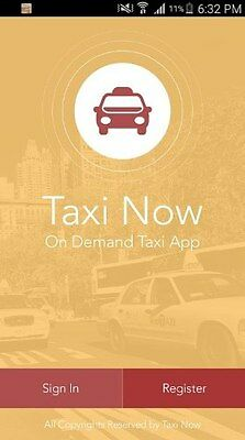 Uber Script Php Clone  With Source Code App Android Full + Script Php Taxi