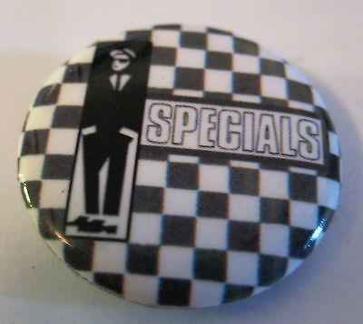 Vintage The Specials Pin Button Badge Ska