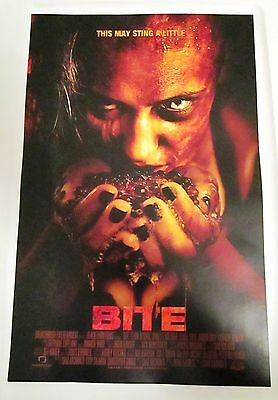 Bite / Antisocial 2 Double Sided Movie Promo Poster Horror Fan Expo 2016