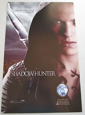 The Mortal Instruments City of Bones Shadow Hunters Movie Poster Fan Expo