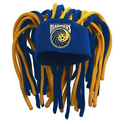 Central Coast Mariners Dreadlock Fun Hat