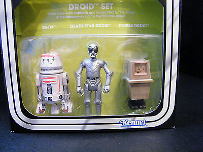 Star Wars Special Action Figure Droid Set - Nip