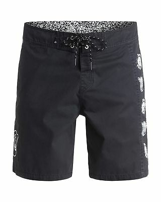 "NEW QUIKSILVER™  Mens Turbo Dog Vee 18"" Boardshort Surf Board Shorts"