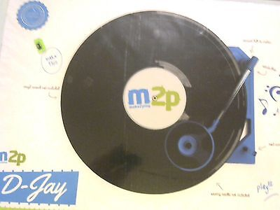m2p D Jay Record Player Kit *Brand New