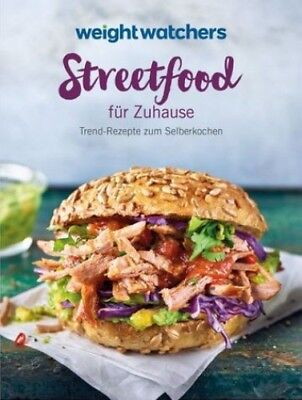 Weight Watchers - Streetfood für Zuhause (Buch) NEU