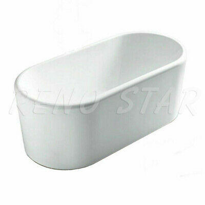 1500/1700MM Design Slim Oval Free Standing Bathtub with Thin Edge