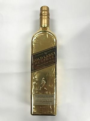 Johnnie Walker Gold Label Reserve Bullion 700Ml Scotch Whiksy Rare Collectors