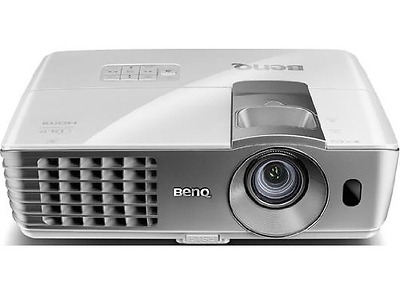 BenQ DLP HD 1080p Projector (W1070) - 3D Home Theater Projector with Lens Shift