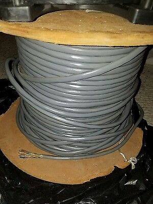 25/24 cat 3 telephone cable 30 ft lengths