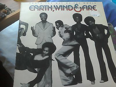 Earth Wind And Fire - Vinyl LP That's The Way Of The World /