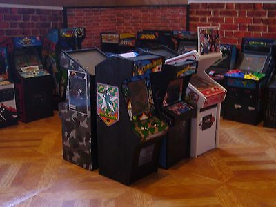 Pick 3 - Miniature Arcade Machine Models
