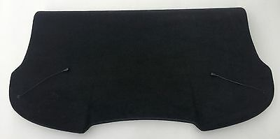 Seat Ibiza 3Dr Hatchback Genuine Parcel Shelf Load Cover In Black 2009-2017 Vgc!