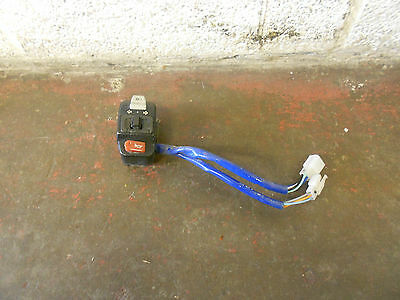 Kymco Agility 50 Left hand l/h switch unit gear winkers horn lights handlebar