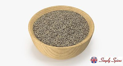 Coarse Ground Black Pepper Premium Quality Spices Herbs - Free P&P -