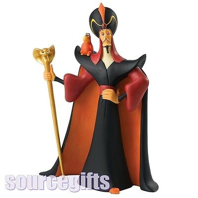 New * O Mighty Evil One  *  Disney Showcase Jafar Figurine A28077
