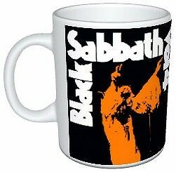 Black Sabbath Volume 4 Full Colour Mug