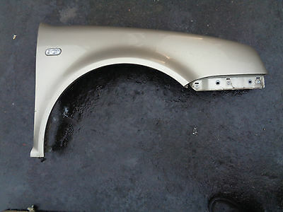 Vw Golf Mk4 Wing 1998 - 2005 Drivers O/s Right Storm Beige / Gold