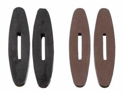 Rein Stops - Martingale Rubber Rein Stops - Black, Brown, White