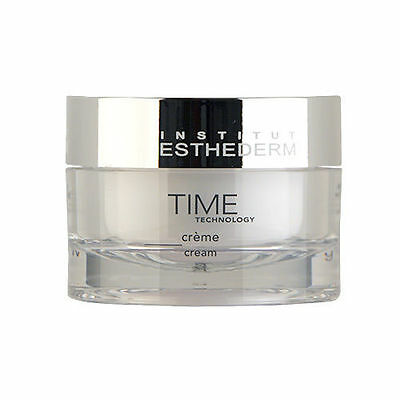 Lot De 2 Cremes Institut Esthederm Time Technology 50 Ml