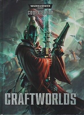 Eldar Codex Craftworlds (Deutsch) Softcover Games Workshop Warhammer 40.000 40k
