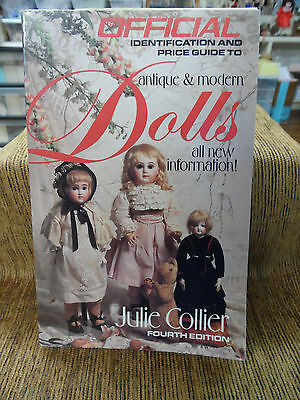 Antique & Modern Dolls Price Guide By Julie Collier