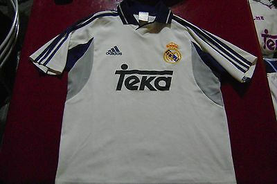 pretty nice ef931 99e6d OLD SOCCER Jersey Real Madrid Orig Adidas Size XS aprox.