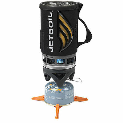 Jetboil Flash Personal Stove Cooking System Backpacking Camping Stove Carbon NEW