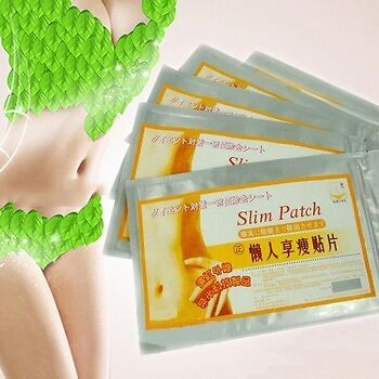 Bn Extra Strong X 10 Slimming/weight Loss/detox Patches Natural Ingredients