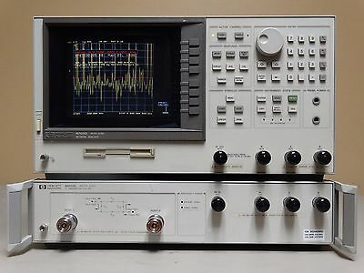Agilent HP 8753D w/ 006/010/011 Network Analyzer,  30 kHz - 6 GHz with cables