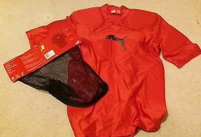 Puma protective undershirt / body armour XL with carry case