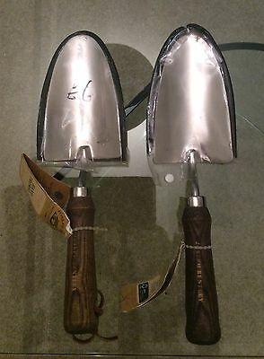 JOSEPH BENTLEY STAINLESS STEEL TROWEL , 2 available, NWT
