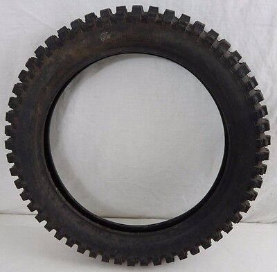 NEW BARUM TIRE 3.50-18 S9A AHRMA MOTOCROSS OFF ROAD TRAIL KNOBBY 3.50 x 18 NOS