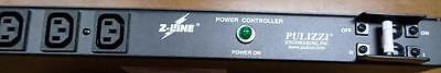 Puilzzi Z-Line Model T9092B-CBSF Power Distribution Controller