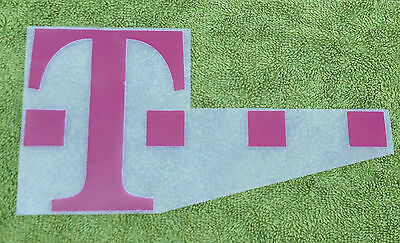 Bayern Munich T-Mobile Third Shirt Sponsor Print Heat Transfer Logo Trikot Flock