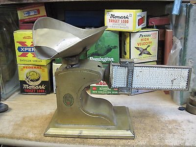 Candy Store Scale Pelouze Mfg Chicago Antique Pat May 25 1915 Original Counter