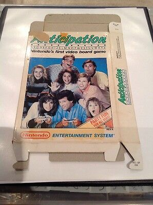 Anticipation Nes Box Only