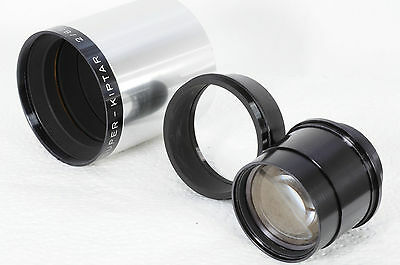 Isco Super Kiptar Projection lens 85mm f/2 READ