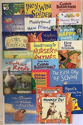 Picture Books X 20 Bulk Set Read To Learn Read Primary Resources Children's
