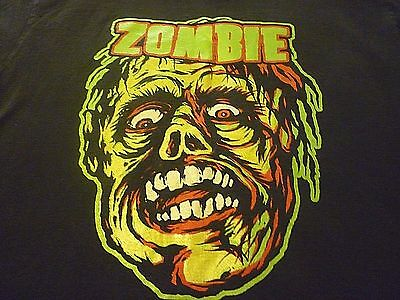 White Zombie Vintage Shirt ( Used Size XL ) Good Condition!!!