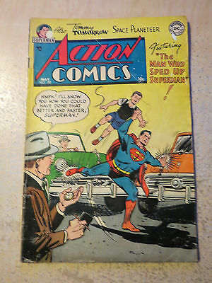 Action Comics #192 (May 1954, DC) GD-