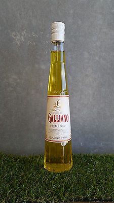 Galliano Vanilla Liquore 500ml 42.3% Alc/Vol (6 x 500ml), Livorno - Italy