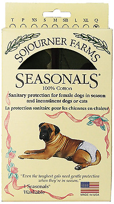 Seasonals 41118CMF Washable Dog Diaper, Fits Queen Dogs, Camouflage