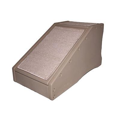 Pet Gear Pet Stair/Ramp for Cats and Dogs, Tan