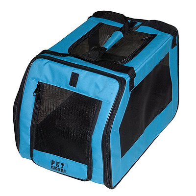 Pet Gear Signature Pet Car Seat and Carrier for Cats and Dogs up to 20-Pounds, A